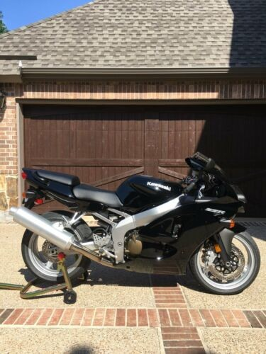 2008 Kawasaki ZZR600 Black for sale craigslist