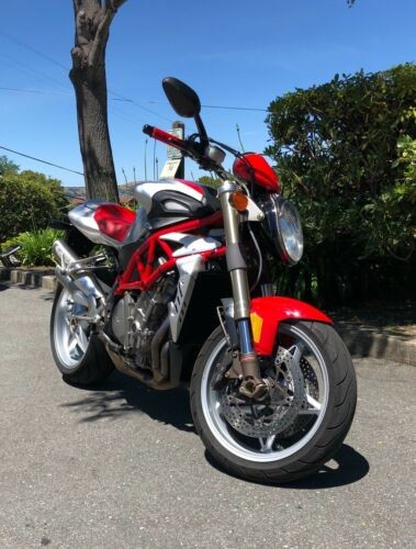 2008 MV Agusta Brutale 910 Red for sale