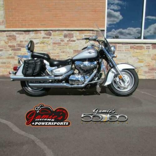2008 Suzuki Boulevard C90 Blue for sale