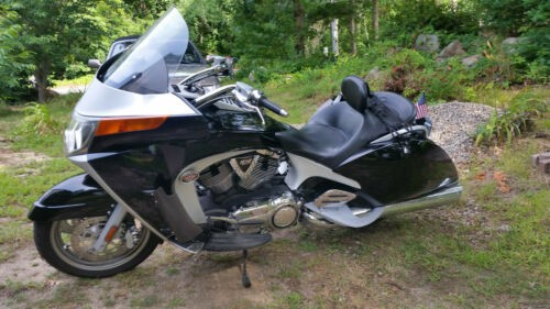 2008 Victory Vision Black for sale craigslist