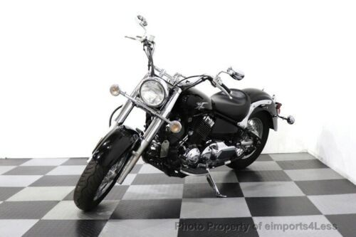 2008 Yamaha XVS650 VSTAR CLASSIC XVS650 COBRA PIPES HEEL TOE FLOORBOA Black for sale craigslist