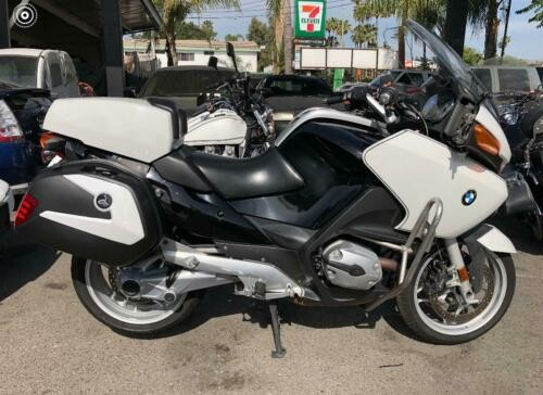 2009 BMW R-Series WHITE for sale