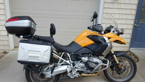 2009 BMW R1200GS Orange for sale