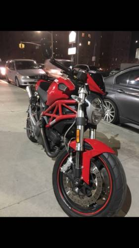 2009 Ducati Monster Red craigslist