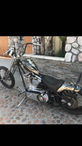 2009 Harley-Davidson Custom Chopper Custom for sale
