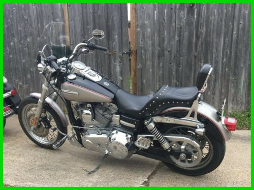 2009 Harley-Davidson Dyna FXDC Super Glide® Custom Black for sale craigslist