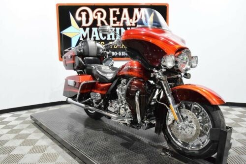 2009 Harley-Davidson FLHTCUSE4 - Screamin Eagle Electra Glide Ultra Cla -- Red for sale craigslist