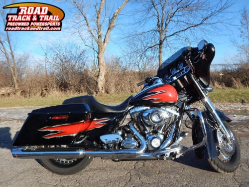 2009 Harley-Davidson FLHX - Street Glide® -- Black for sale