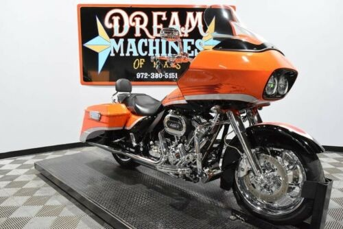2009 Harley-Davidson FLTRSE3 - Screamin Eagle Road Glide CVO -- Orange for sale craigslist