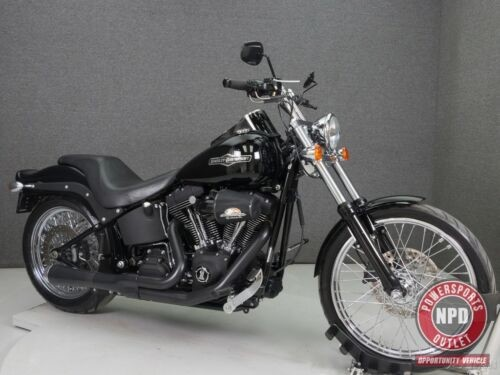2009 Harley-Davidson Fxstb Softail Night Train Fxstb Night Train VIVID BLACK for sale craigslist