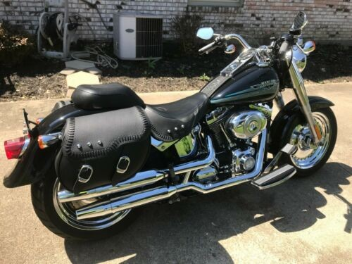 2009 Harley-Davidson Softail Black/Blue for sale craigslist