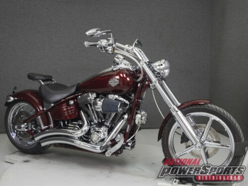 2009 Harley-Davidson Softail Red for sale