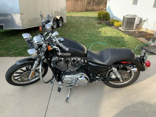 2009 Harley-Davidson Sportster Black for sale craigslist