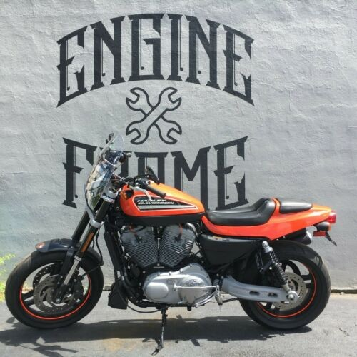 2009 Harley-Davidson Sportster Orange for sale
