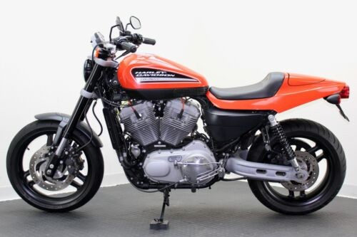 2009 Harley-Davidson Sportster Orange for sale craigslist