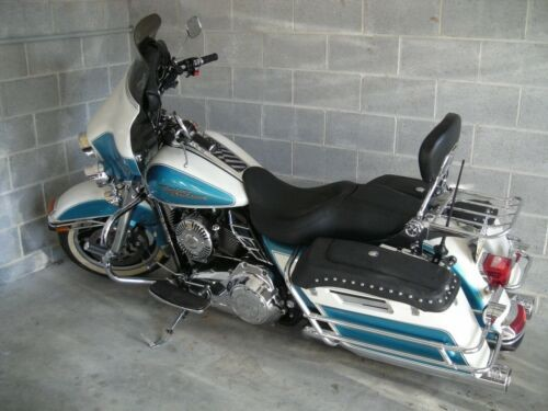 2009 Harley-Davidson Touring Blue/White for sale craigslist