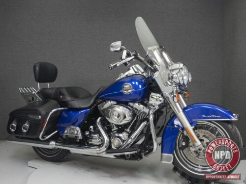2009 Harley-Davidson Touring FLAME BLUE PEARL for sale craigslist