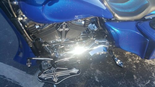2009 Harley-Davidson Touring Prizmatic Blue Flake for sale craigslist