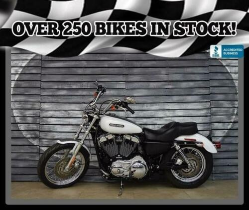 2009 Harley-Davidson XL1200 Low White for sale craigslist