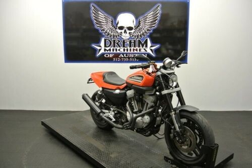 2009 Harley-Davidson XR1200 - Sportster XR1200 -- Orange for sale
