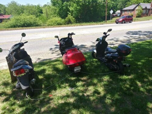 2009 Honda Helix Red for sale craigslist