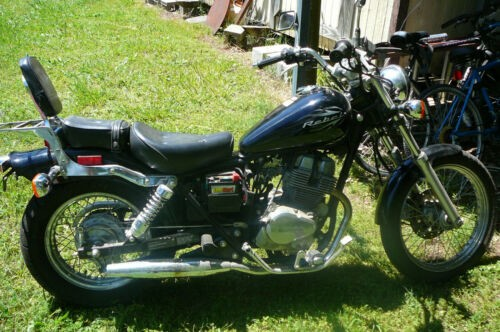 2009 Honda Rebel Black for sale craigslist