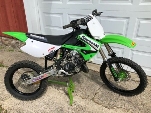 2009 Kawasaki KX Green for sale craigslist