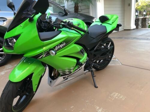 2009 Kawasaki Ninja Electric Green for sale craigslist