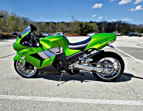 2009 Kawasaki Ninja Green for sale craigslist