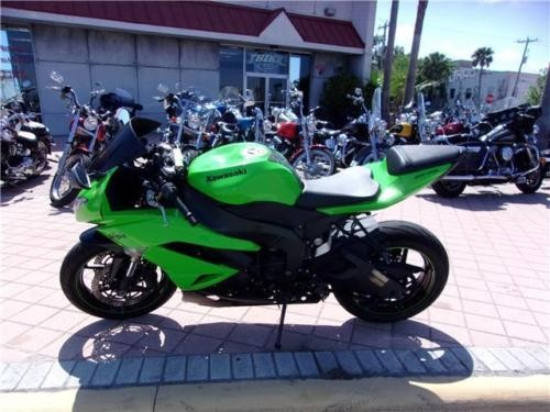 2009 Kawasaki Other -- Green for sale