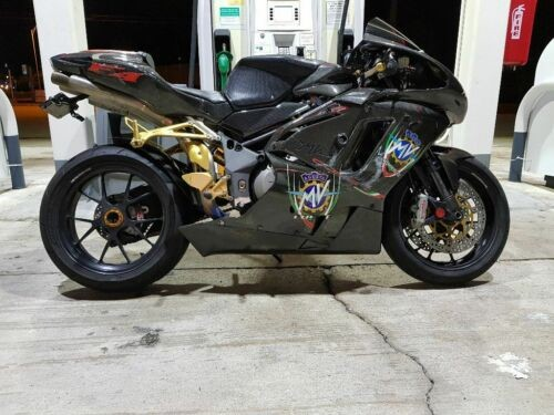 2009 MV Agusta f4 312 rr 1+1 Carbon fiber for sale craigslist