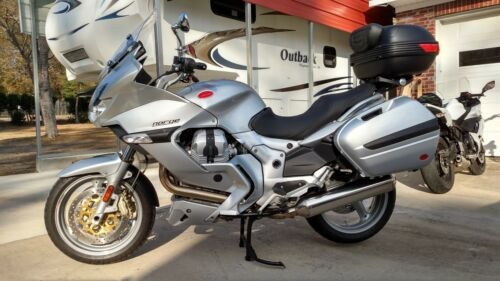 2009 Moto Guzzi Norge 1200 Silver for sale