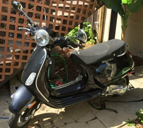 2009 Other Makes VESPA LX150 Blue for sale craigslist