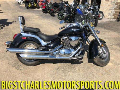 2009 Suzuki Boulevard C50 Black for sale