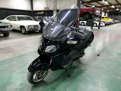 2009 Suzuki Burgman Burgman 650 Black for sale