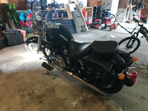 2009 Triumph Bonneville Black for sale craigslist