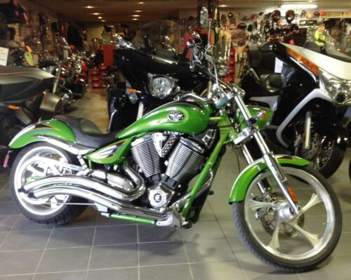2009 Victory Jackpot Premium -- Lucky Lime with Extreme Graphics for sale