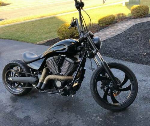 2009 Victory Vegas 8-ball Black craigslist