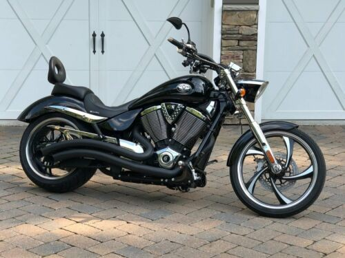 2009 Victory Vegas for sale craigslist