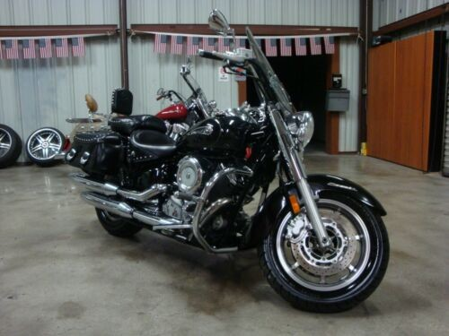 2009 Yamaha V Star Black for sale