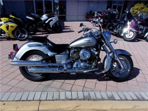2009 Yamaha V Star CLASSIC Silver for sale