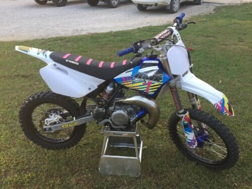 2009 Yamaha YZ White for sale craigslist