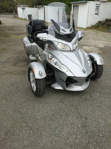 2010 Can-Am Spyder RT Silver for sale craigslist