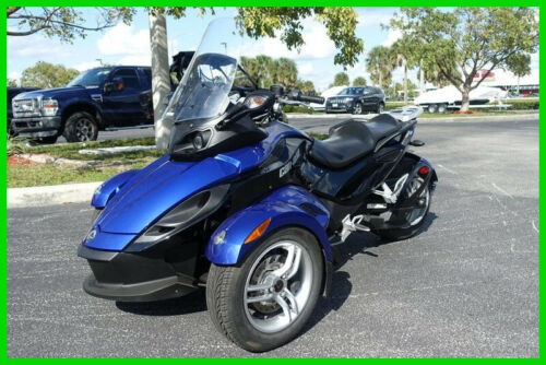 2010 Can-Am Spyder Roadster RS BLU for sale