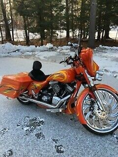 2010 Custom Built Motorcycles Other Orange craigslist