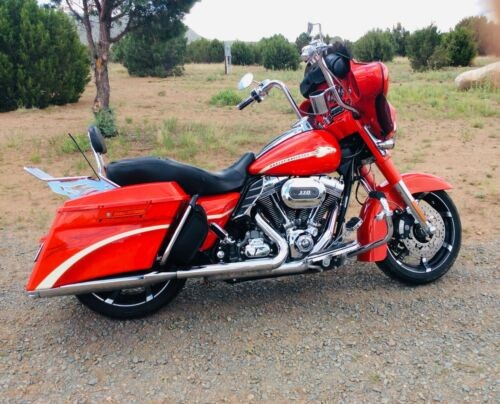 2010 Harley-Davidson CVO™ Street Glide® Red for sale