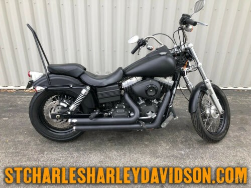 2010 Harley-Davidson Dyna Black Denim for sale craigslist