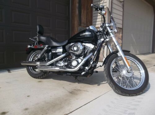 2010 Harley-Davidson Dyna Black for sale craigslist