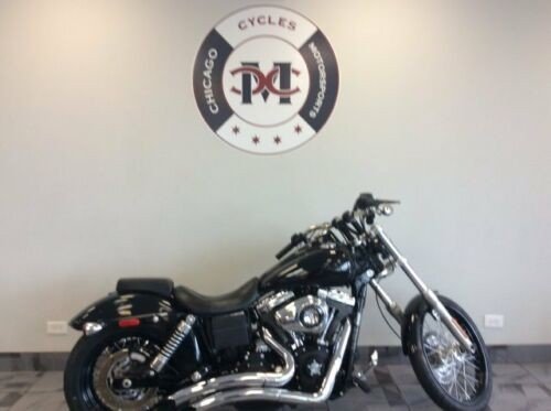 2010 Harley-Davidson Dyna -- Black for sale craigslist