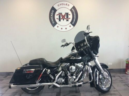 2010 Harley-Davidson FLHX STREET GLIDE -- Black for sale